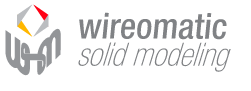 wireomatic solid modeling